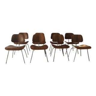 Herman Miller Eames Dining Chairs - Set of 8