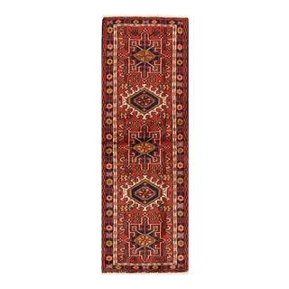 "Apadana - Vintage Persian Heriz Rug, 2'2"" x 6'3"""