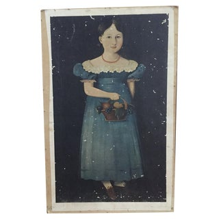 Vintage Print of 19th Century Painting