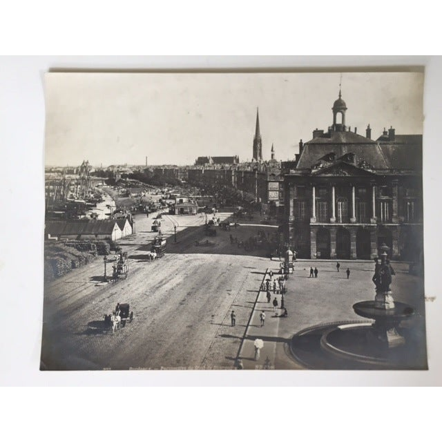 Image of 19th Century Photographs of European Cities