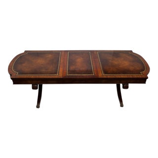 1960s. Regency Style Expandable Coffee Table