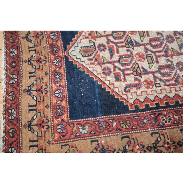 """Distressed Malayer Runner - 3'4"""" X 9'2"""" - Image 10 of 10"""