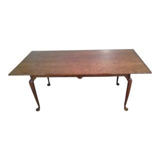 Queen Anne Leg Tavern Table