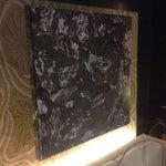 Image of Italian Black Marble Coffee Table