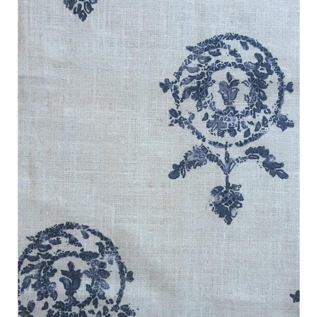 Zak+Fox, Custom Cuku Linen Fabric - 15 Yards - Image 2 of 5