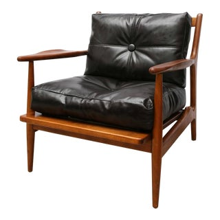 Teak Chair by Conant Ball, 1950s, USA