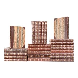 Winston Churchill Leather Books S/24