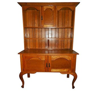 19th C. Welsh Oak Dresser