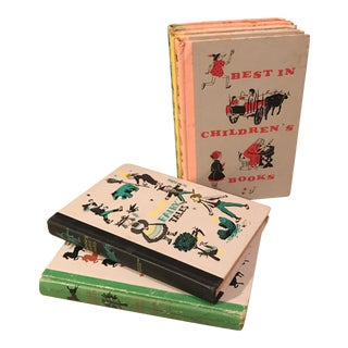 Vintage Children's Books - Set of 6