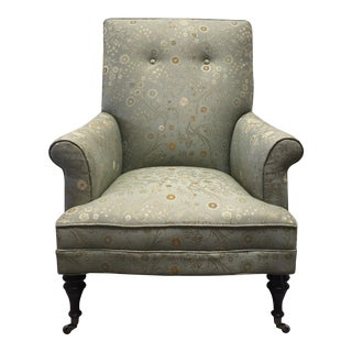 Mitchell Gold High Back Club Chair