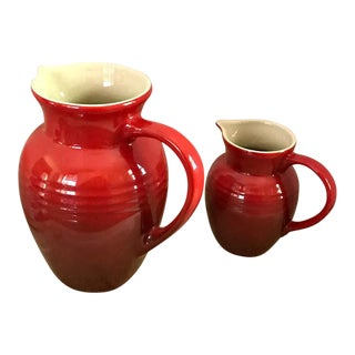 Le Creuset Pitcher - 2 Pieces