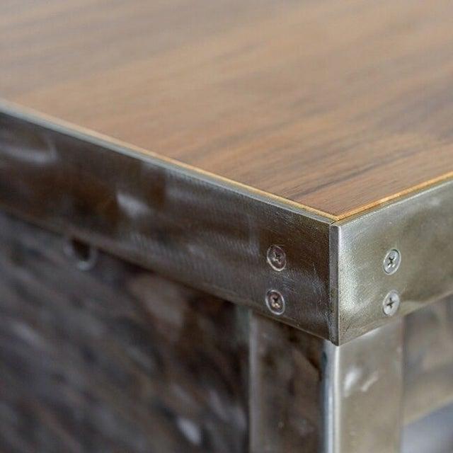 Image of Hobart Steel Tanker Desk