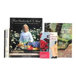 Regions & Seasons of Gardening Book Collection - Set of 8