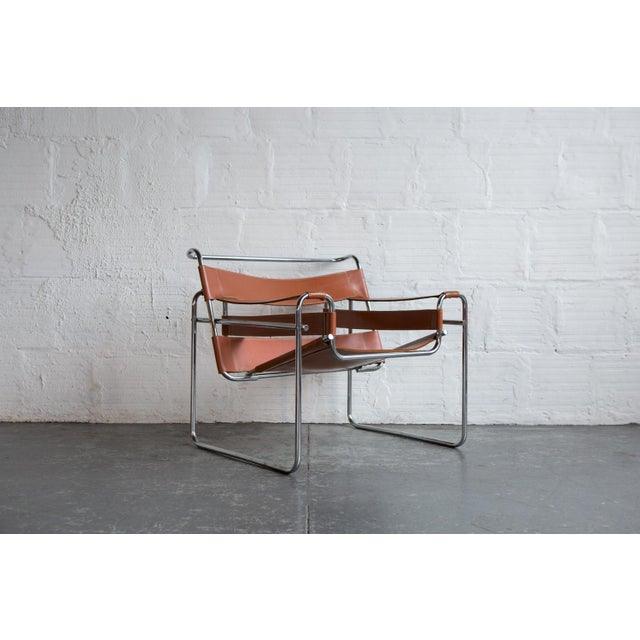 Wassily Marcel Breuer for Knoll Chairs - a Pair - Image 8 of 11