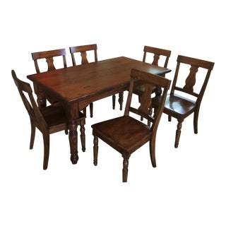 Pottery Barn Dining Room Set