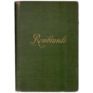 Rembrandt: His Life, His Work & His Time Book