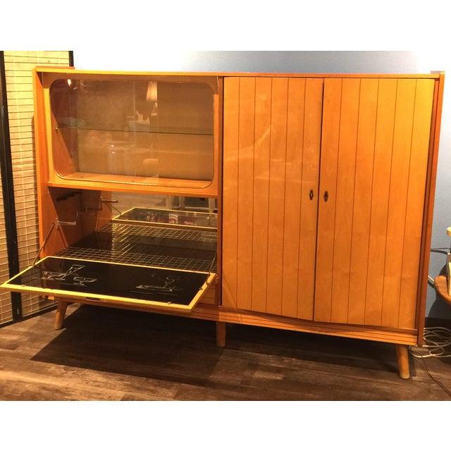 Vintage 1950s Bar Storage Unit - Image 2 of 8