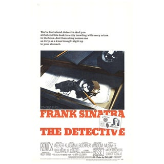 The Detective 1968 Poster