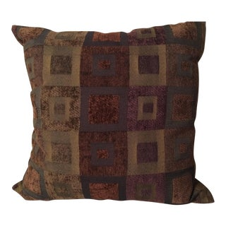 Feather & Down Decorative Pillow