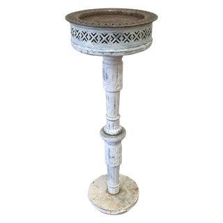 Vintage Pedestal Ash Tray