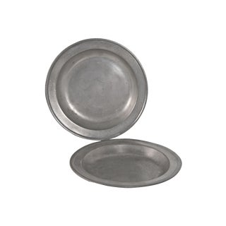 Pewter Bowls - A Pair