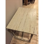 Image of Refinished Antique French Country Directoire Table