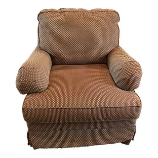 Bassett Upholstered Swivel Chair