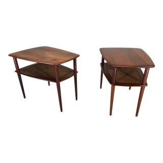 Side Tables by Peter Hvidt & Orla Mølgaard Nielsen France & Son - A Pair
