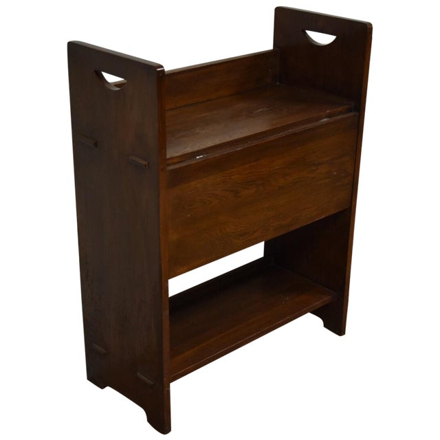 Gustav Stickley Craftsman Desk - Image 1 of 10