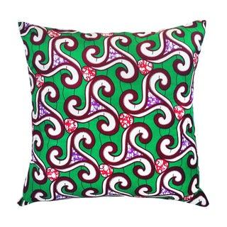 Sample Sale XL Wax Print Pillow Cover