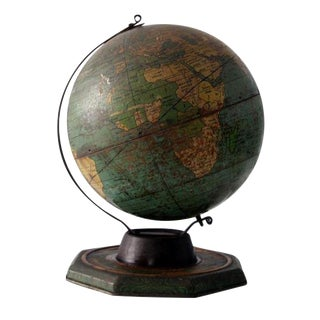1930s World Globe