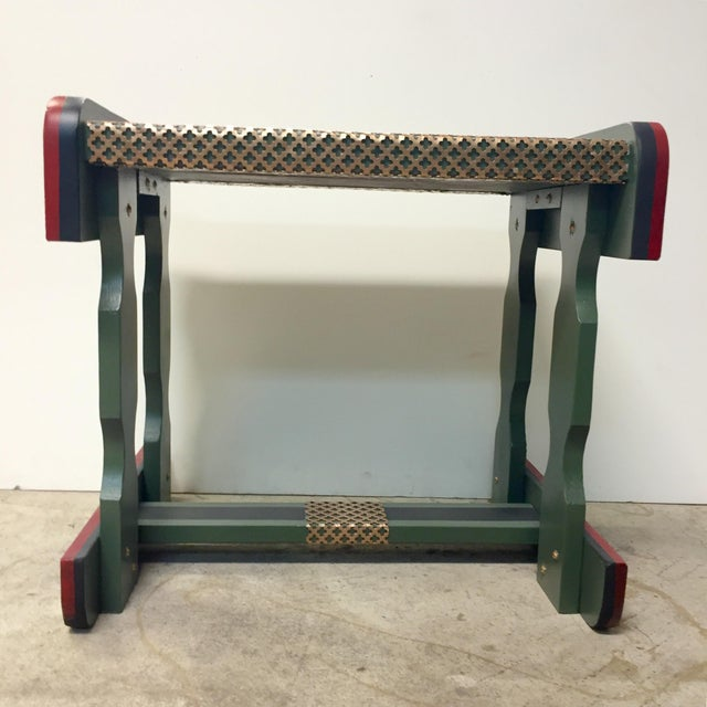 Gucci Inspired Side Tables - A Pair - Image 8 of 11