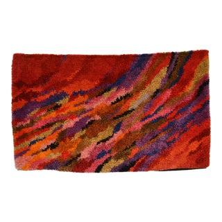 American Studio Movement Wool Pile Carpet - 6′ × 10′5″