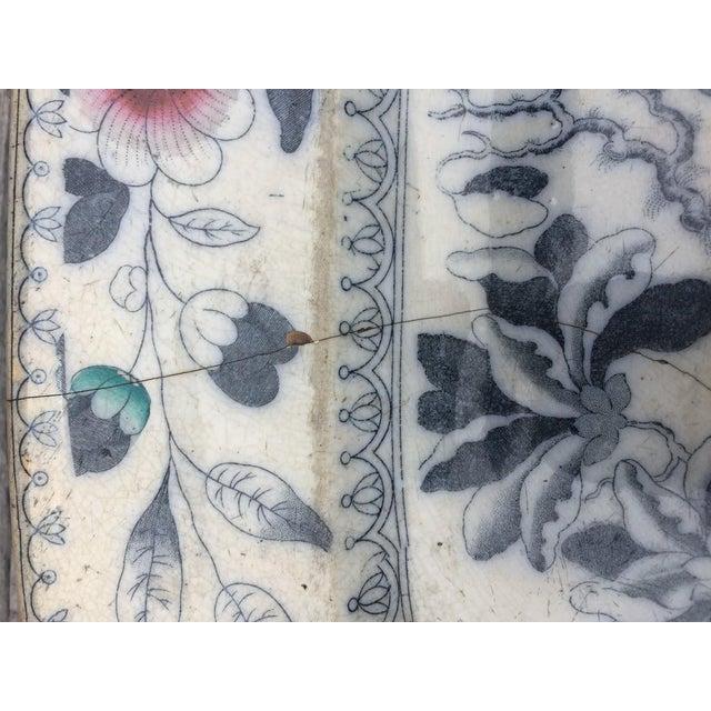 1870s Ashworth Ironstone Platter - Image 6 of 9