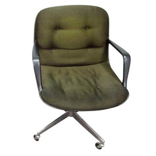 Vintage Steelcase Rolling Office Chair