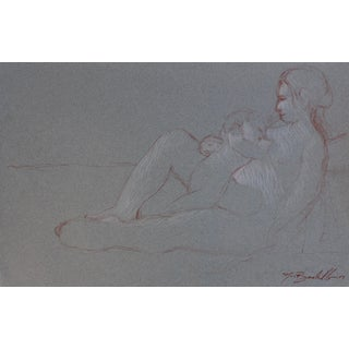 "2016 ""Elizabeth Nursing Theo"" Drawing Study"