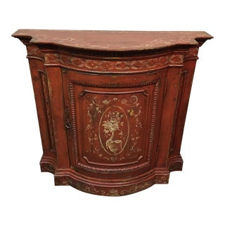 Custom Tuscan Style Commode