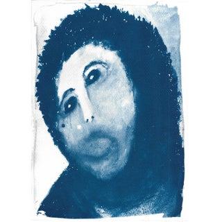 Ecce Homo Spanish Jesus Meme Cyanotype Print