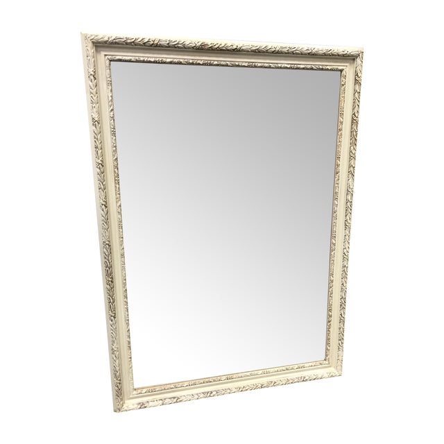Shabby Chic Square Mirror - Design #21 - Image 1 of 4