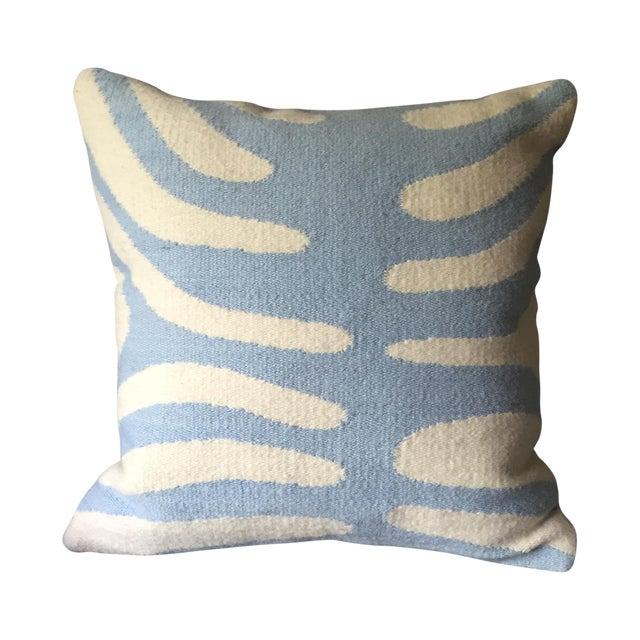 Jonathan Adler Pop Zebra Wool Throw Pillow - Image 1 of 5