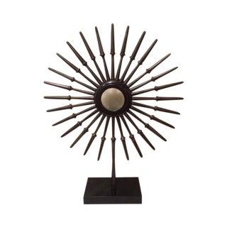 Sculptural Magnifier Stand & Candleholder
