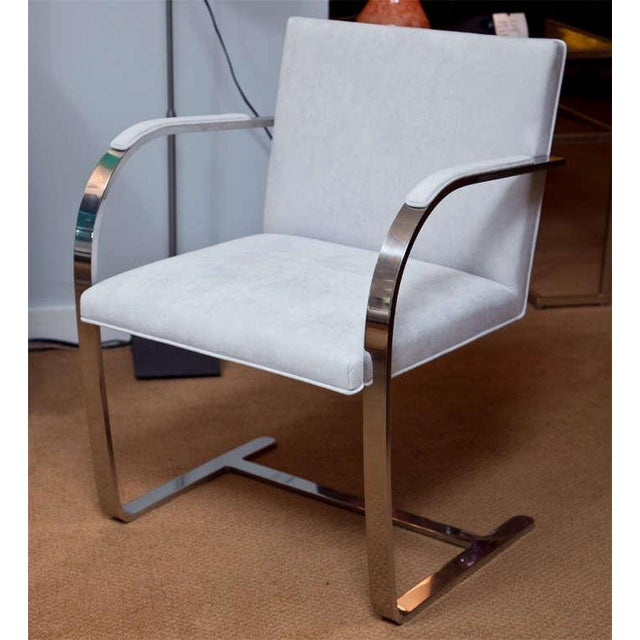 Image of Pair of Mies Van Der Rohe Brno Chairs