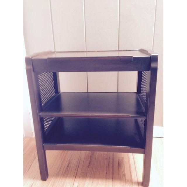 Image of 1960's Edward J. Wormley Side Table/Nightstand
