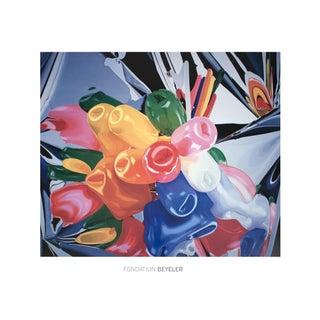 Jeff Koons-Tulips-2011 Poster