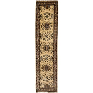 "New Oushak Hand Knotted Runner - 2'9"" x 11'1"""