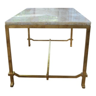 Currey and Co Coffee Table