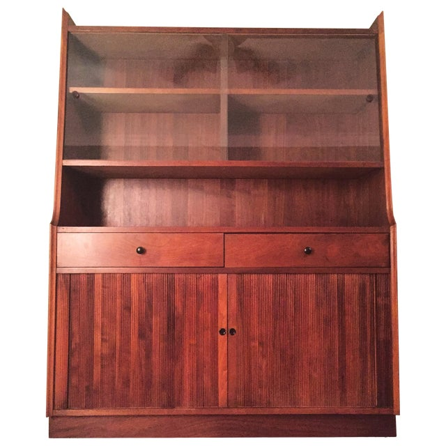 Mid-Century Dillingham Esprit Collection Hutch - Image 1 of 6