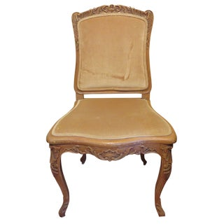 Louis XV Style Side Chair