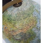 Image of Vintage World Book Globe by Replogle on Stand