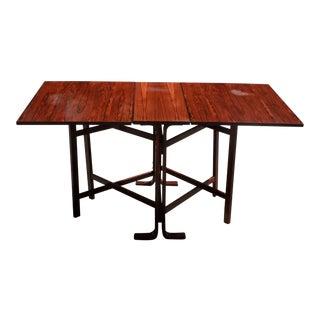 Westnofa Vintage Mid-Century Rosewood Dining Table